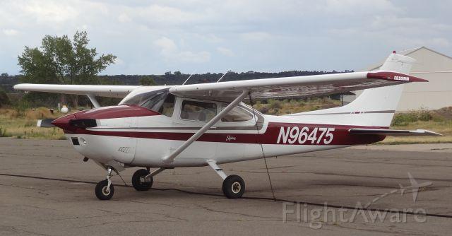 Cessna Skylane (N96475) - Taken on August 4, 2014. N96475 parked at Animas Air Park in Durango.