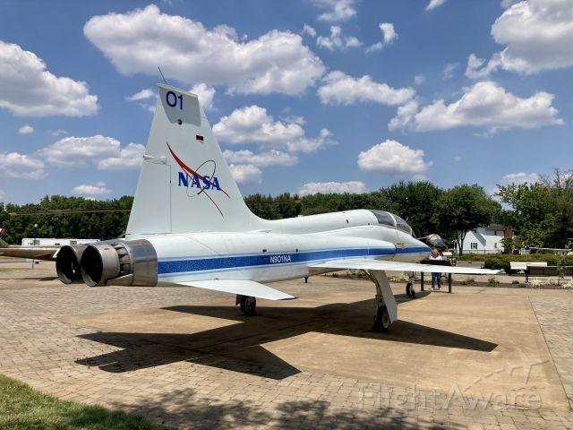 N901NA — - Display @ Bowling Green KY Aviation Heritage Park
