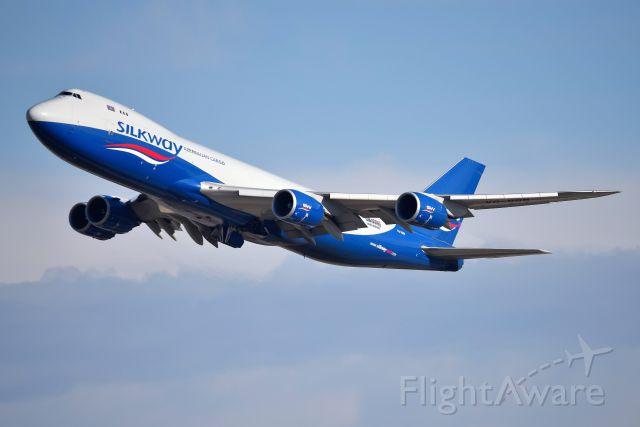 BOEING 747-8 (VQ-BBM) - 28-R 12-21-20