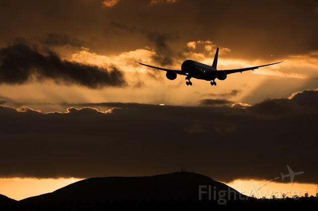 Boeing 787-8 (PH-TFK) - TENERIFE SUR
