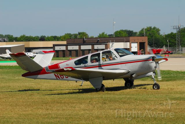Beechcraft 35 Bonanza (N8944D)