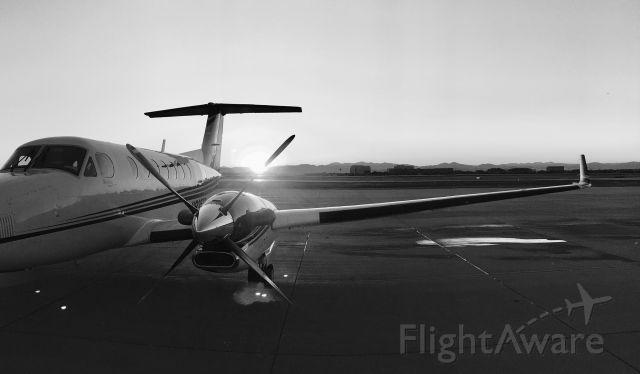 Beechcraft Super King Air 350 —