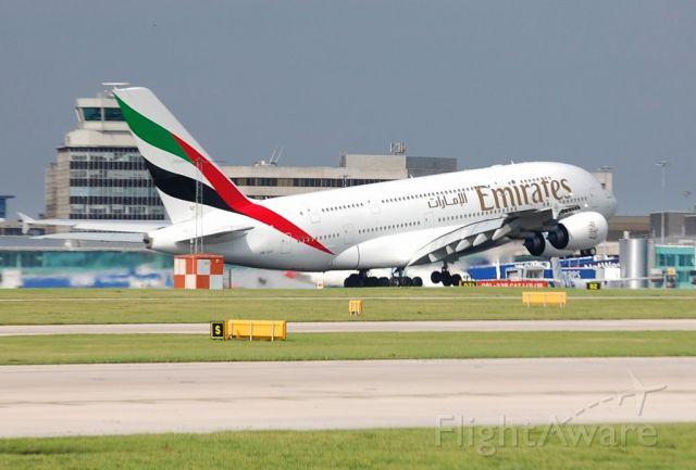 Airbus A380-800 (A6-EDI)