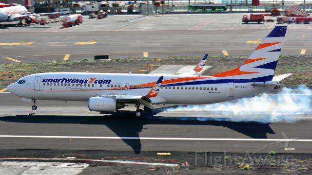 Boeing 737-700 (OK-TVH)