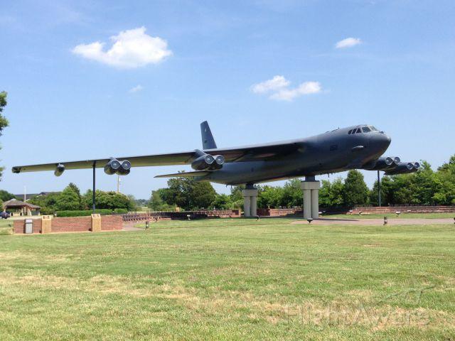 Boeing B-52 Stratofortress (59-2601) - B-52G Stratofortress C/N 464364 Langley AFB