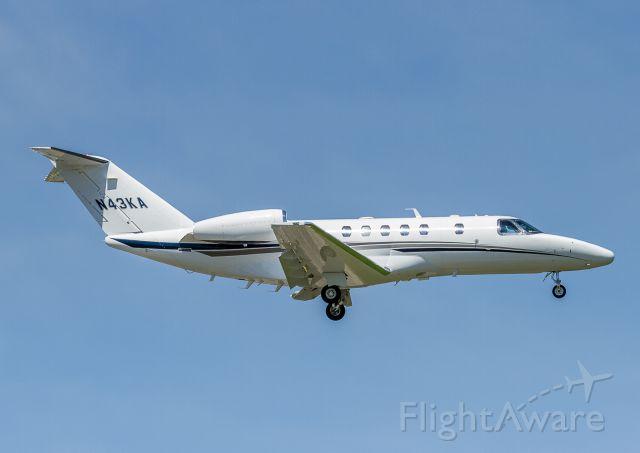 Cessna Citation CJ4 (N43KA)