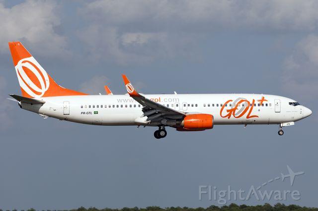Boeing 737-800 (PR-GTL)