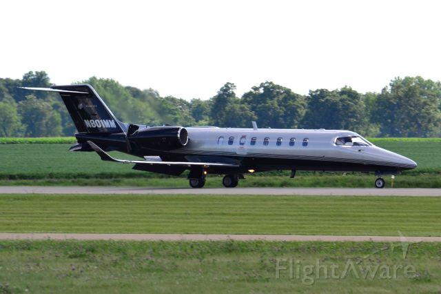 Bombardier Learjet 75 (N801MM) - 7-12-2020