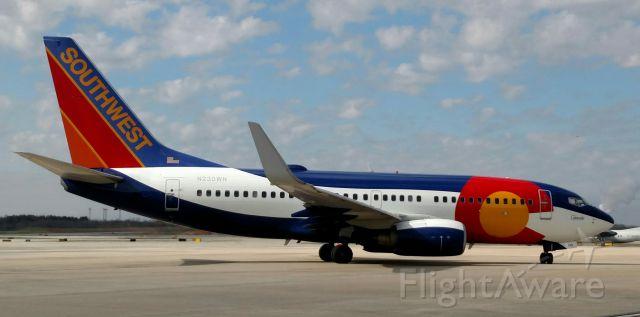 Boeing 737-700 (N230WN) - Colorado One