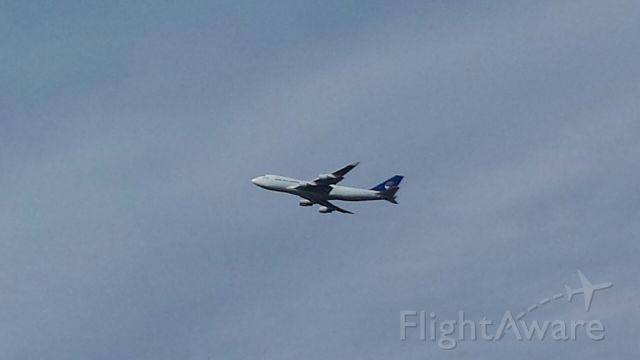 Boeing 747-400 (TF-AMQ)