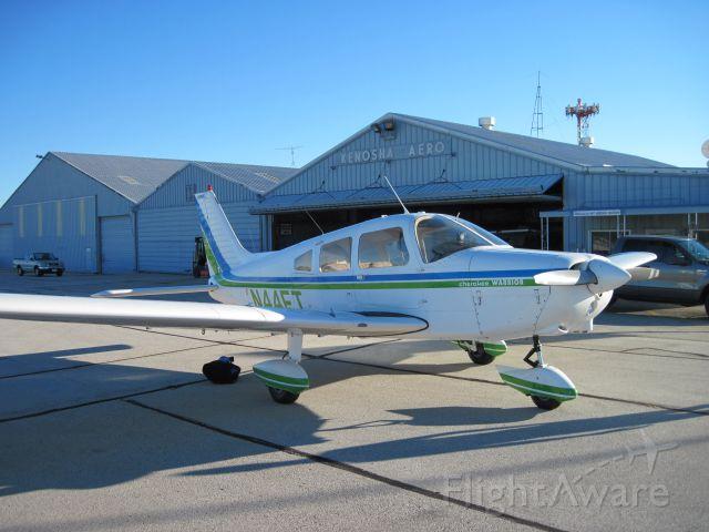 Piper Cherokee (N44FT)