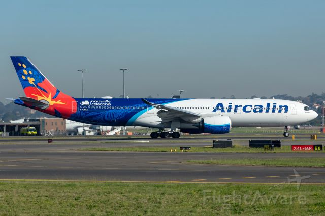 AIRBUS A-330-900 (F-ONEO)