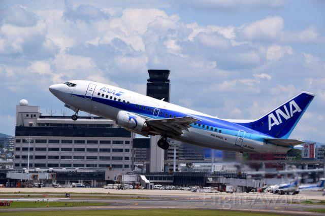 Boeing 737-700 (JA356K)