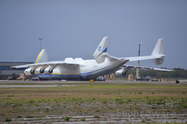 Antonov An-225 Mriya (ADB272F)