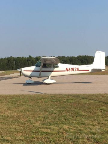 Cessna Skyhawk (N6012A) - EAA Chapter 931, Young Eagles Rally
