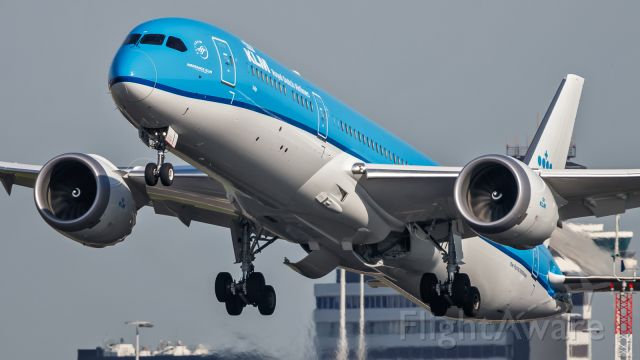 Boeing 787-9 Dreamliner (PH-BHP) - this Picture taken with 1344mm