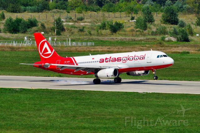 Airbus A320 (TC-ATT)