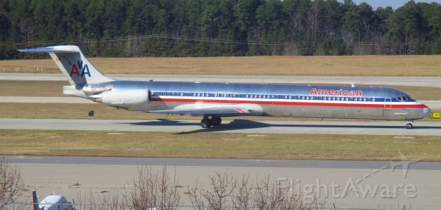 McDonnell Douglas MD-82 (N7547A) - Always a good day to see an MD-82.  I try to enjoy the sight while I can.