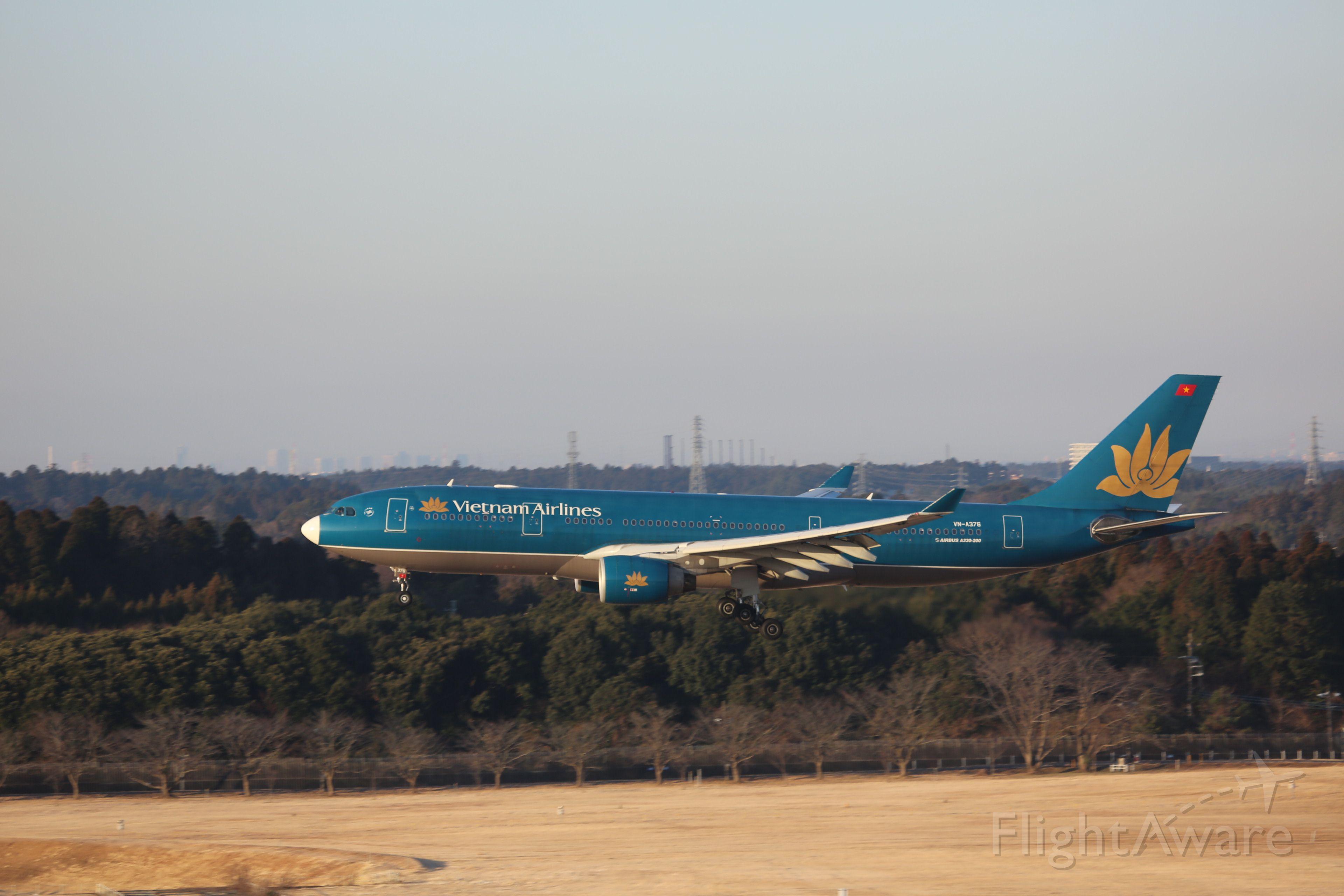 Airbus A330-200 (VNA376)