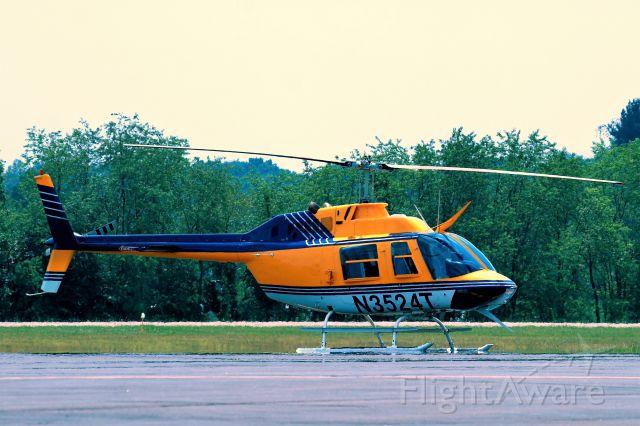 Bell JetRanger (N3524T)