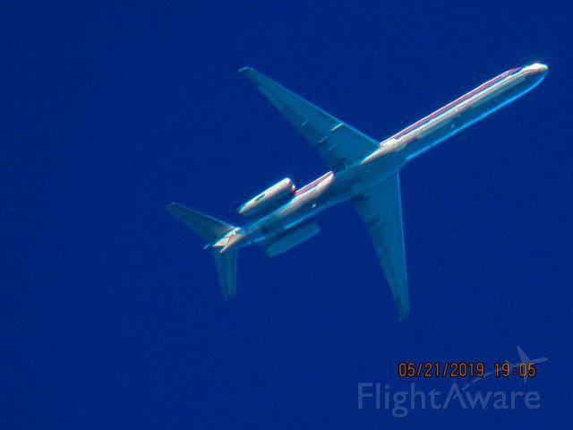 McDonnell Douglas MD-83 (N984TW)