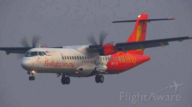 ATR ATR-72 (9M-FYD)