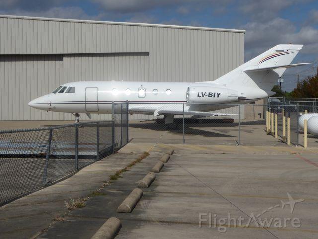 Dassault Falcon 20 (LV-BIY)