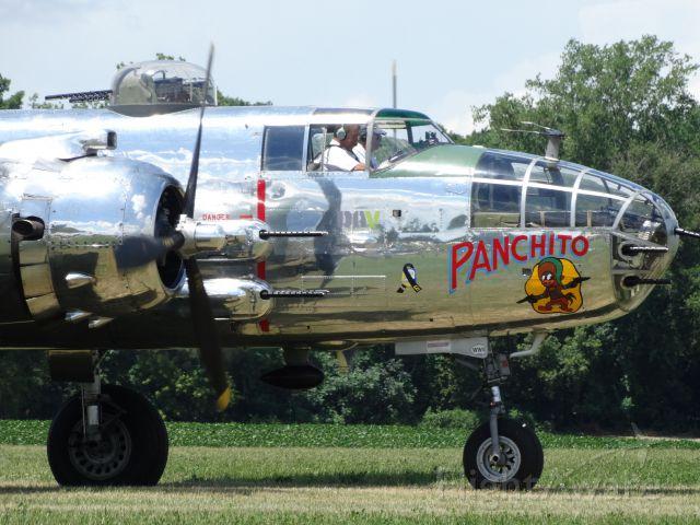North American TB-25 Mitchell (N9079Z) - 1944 TB-25N