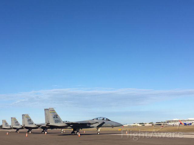 McDonnell Douglas F-15 Eagle — - F15