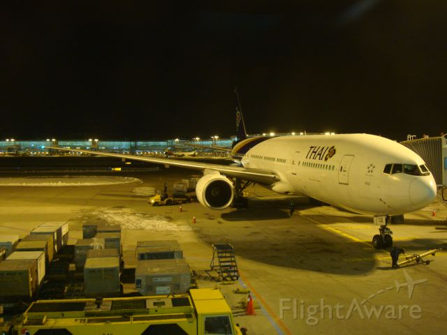 Boeing 777-200 (HS-TJE)