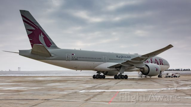 Boeing 777-200 (A7-BBE)