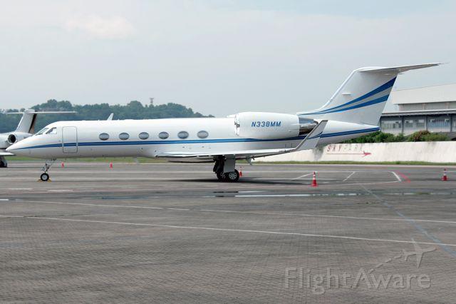 Gulfstream Aerospace Gulfstream IV (N338MM)