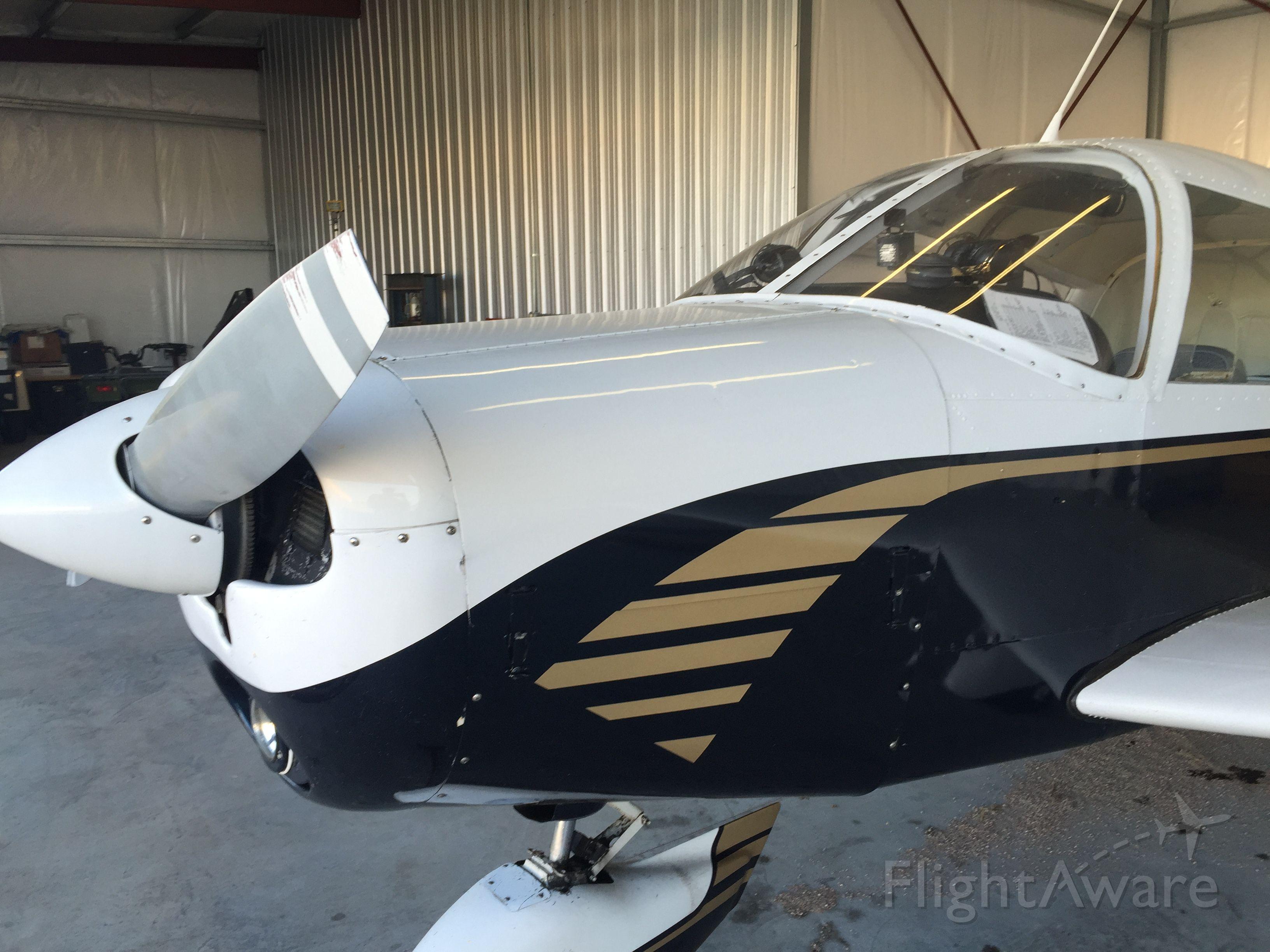 Piper Cherokee (N55401)
