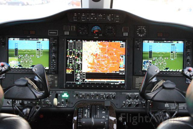 Cessna Citation Mustang (N486GS)