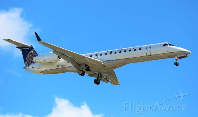 Embraer EMB-145XR (N13161)