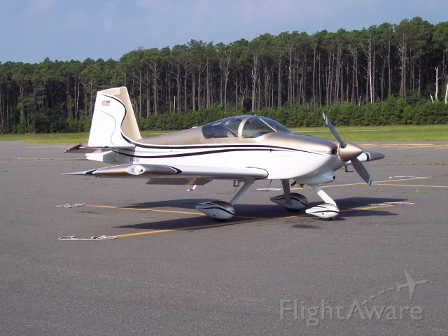 Vans RV-7 (N14SR) - Kitty Hawk NC