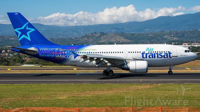 Airbus A310 (C-GSAT)