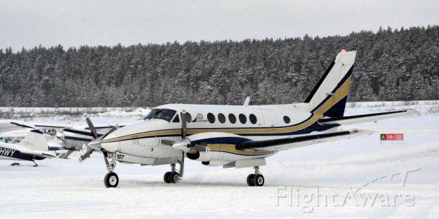 Beechcraft King Air 100 (PRO107)