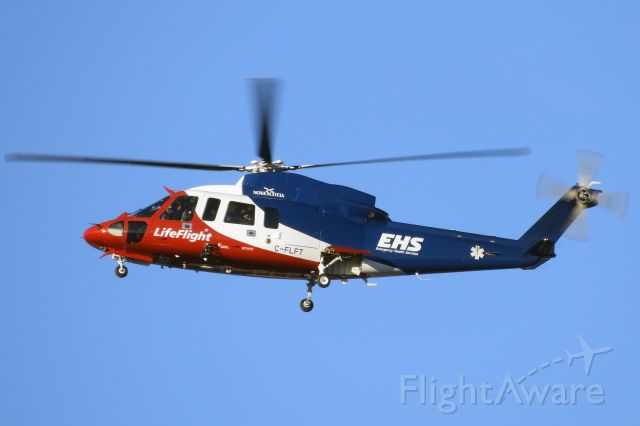 Sikorsky S-76 (C-FLFT)