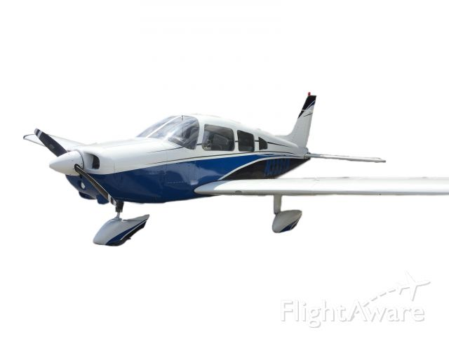 Piper Cherokee (N33319) - Nationwide Aviation Piper Warrior in North Texas.