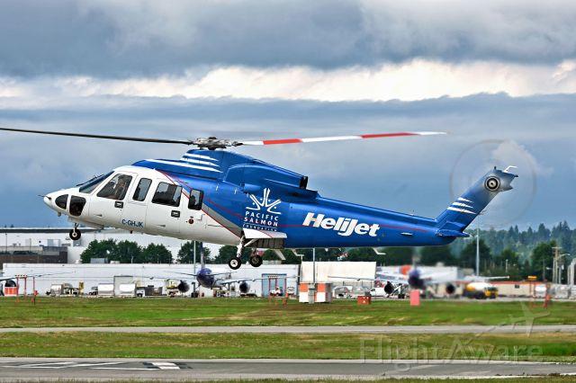 Sikorsky S-76 (C-GHJK)