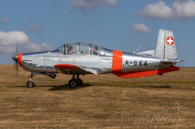 Pilatus P-3 (F-AZQQ) - F-AZQQ - Pilatus P3-05 - Private