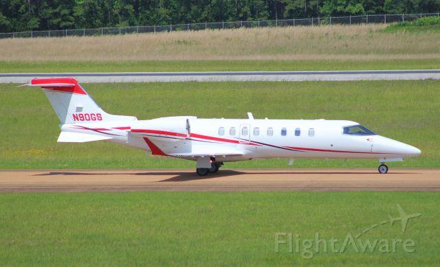 Learjet 45 (N90GS)