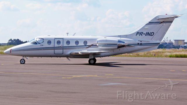 Beechcraft Beechjet (PR-IND)