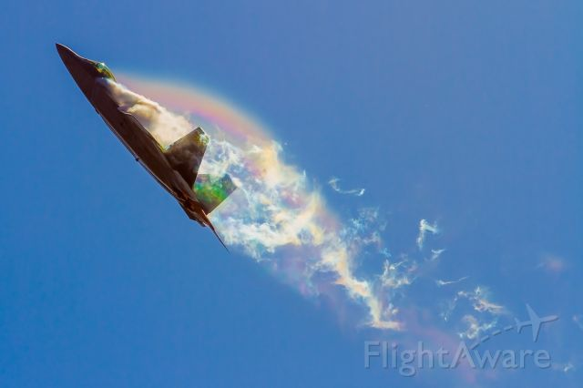Lockheed F-22 Raptor (07-4151)