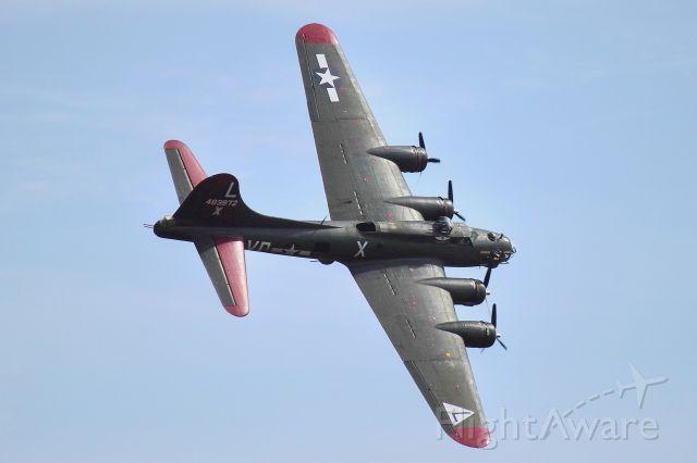 Boeing B-17 Flying Fortress (N7227C) - Texas Raiders
