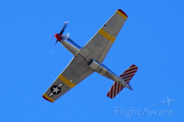 North American P-51 Mustang (N251MX)