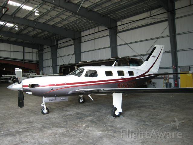 Piper Malibu Meridian (N301D)