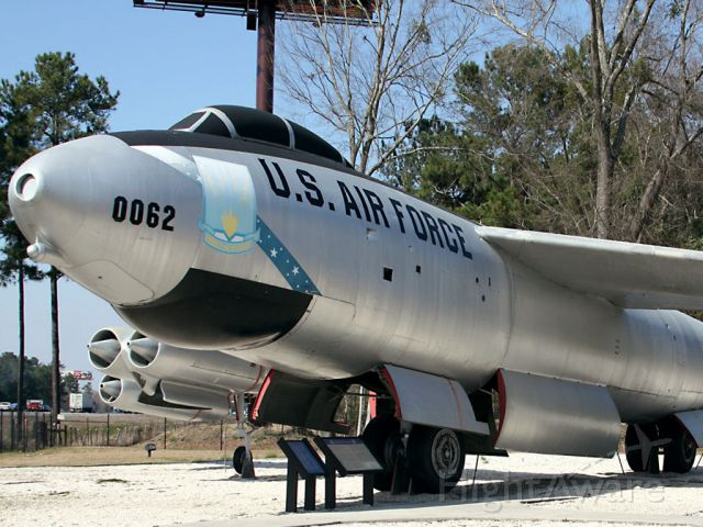 N0062 — - MIGHTY EIGHT AIR FORCE MUSEUM IN SAVANNAH, GA