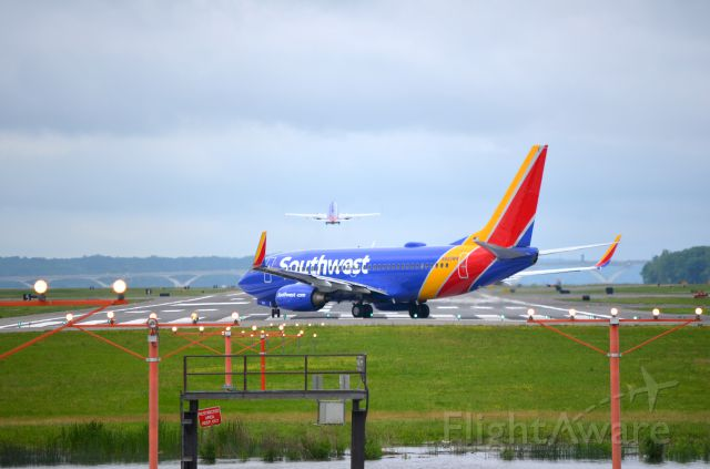 Boeing 737-700 (N923WN)